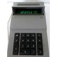 "Калькулятор ""Электроника Б3-11(ЭПОС-73А),1978г,Золотая медаль ВДНХ 1974г."