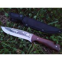 Охотничий Нож ПАНТЕРА FB1525, Сталь 65х13