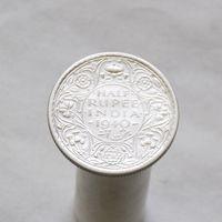 Британская Индия 1/2 рупии 1940 СЕРЕБРО
