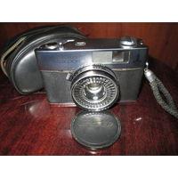 Фотоаппарат ФЭД-Микрон с символикой Олимпиада-80