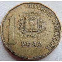 Республика Доминикана 1 песо