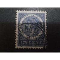 Нидерландская Индия 1902 Колония королева Вильгельмина, 12 1/2с