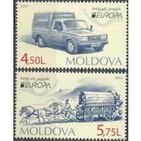 Молдова связь транспорт Europa-Cept