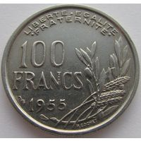 F.450-4 100 франков 1955