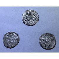 3 монеты ВКЛ