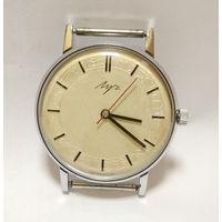Мужские механические часы Луч 2209 сделано в СССР
