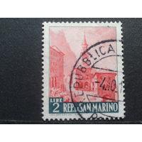 Сан-Марино 1957 стандарт