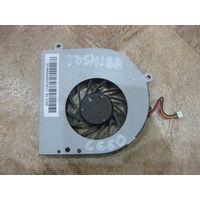 Toshiba c660 вентилятор охлаждения