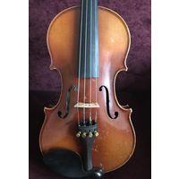 Старинная скрипка Frank Reiner 1925 копия Страдивари 4/4