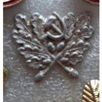Петличная эмблема лесника
