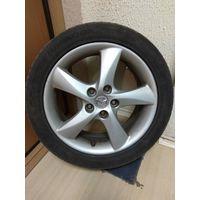 Колеса на Mazda 215/50 R17