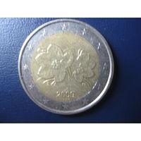 2 евро Финляндия 2009