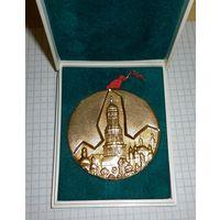 """Настольная медаль """"Киево-печерська лавра"""" 1970г."""