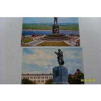 Город Горький фото  Круцко 1970 год