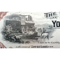 Pittsburgh Youngstown & Ashtabula Railroad Company, 1957 год