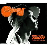 Chingy Featuring J. Weav - One Call Away-2004,CD, Single,Made in UK.