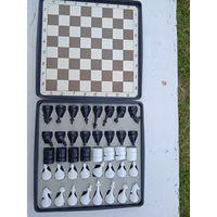 Шахматы и шашки дорожные из СССР