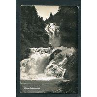 Швейцария. Водопад Райхенбах
