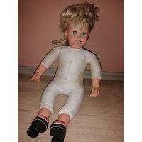 Кукла мягконабивная с клеймом