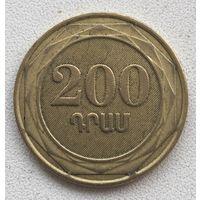 200 драм 2003 Армения