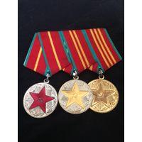 Выслуга ВС СССР комплект