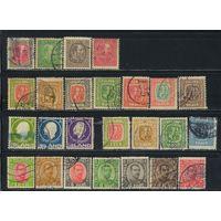 Дания Исландия (владение/уния) 1902-31 Фредерик VIII и Христиан Х Стандарт (2 скана)