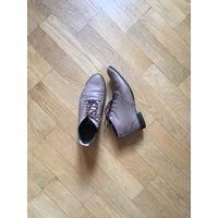 Ботинки из натур. кожи Nessi из Польши, 37