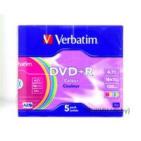 Verbatim DVD+R, 16x, 4,7Gb