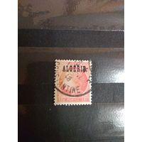Французская колония Алжир искусство (1-1)