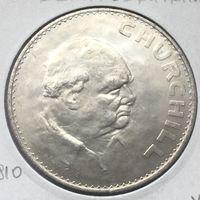 Великобритания, 1 крона 1965, Cэр Уинстон Черчилль