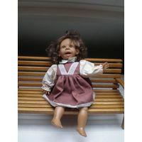 Характерная кукла 34 см. C.J.