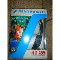 Наушники Sennheiser HD455