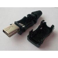 Разъем (штекер) mini USB, разборный