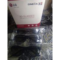 Очки 3D LG, модель LG AG-F310