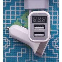 Датчик заряда аккумулятора и 2-а USB 2.1. С золотой окантовкой!