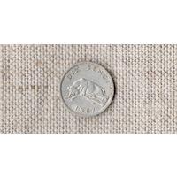 Конго 10 сенги 1967 /фауна//(FV)/