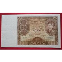 100 злотых Польши 1932 года.