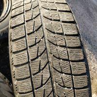 Шины зимние Bridgestone на дисках