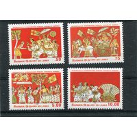 Шри Ланка. Буддийский праздник Весак