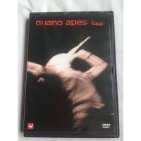 РАСПРОДАЖА DVD! GUANO APES - LIVE
