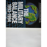 The military balance, 1993/94