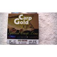 Леска рыболовная Gold Carp. распродажа