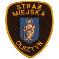Полиция г. Ольштын