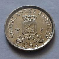 10 центов, Нидерландские Антильские острова, (Антиллы) 1982 г., UNC
