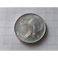 Чехия 50 геллеров, 1996