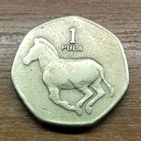Ботсвана 1 пула 1991