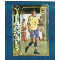 Карточка футбол Иманол (Imanol) Вильярреал