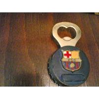 Открывашка магнит фк Барселона