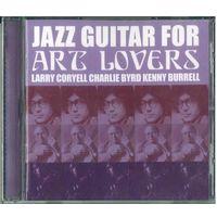 CD Various - Jazz Guitar For Art Lovers (2005)