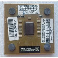 AMD Duron 1600 - DHD1600DLV1C. Процессор